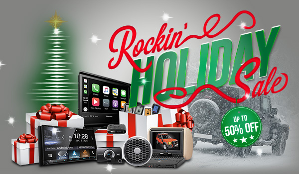 Rockin' Holiday Sale