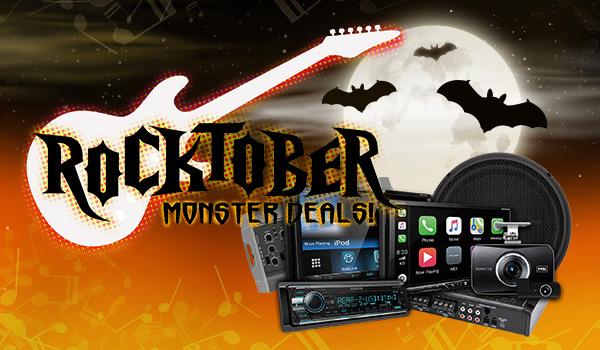 Rocktober Sale is Here